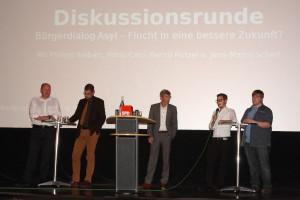 Bürgerdialog Asyl