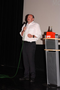 Unser Bundestagsabgeordneter Bernd Rützel